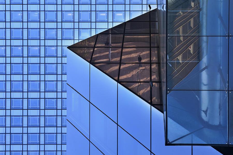 Architecture Photograph - The Truman Show by Jure Kravanja