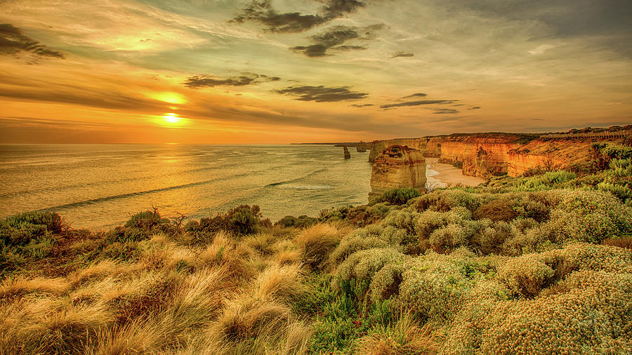 The Twelve Apostles by Chris Cousins