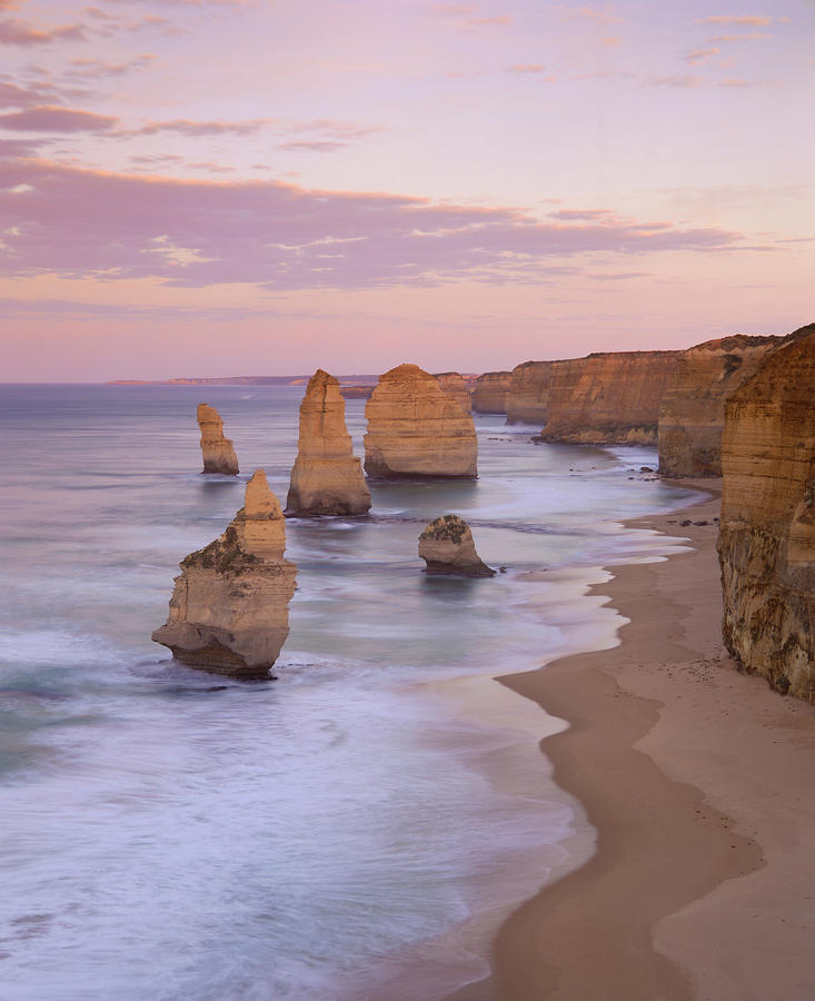 The Twelve Apostles, Great Ocean Road Photograph by Gavin Hellier / Robertharding