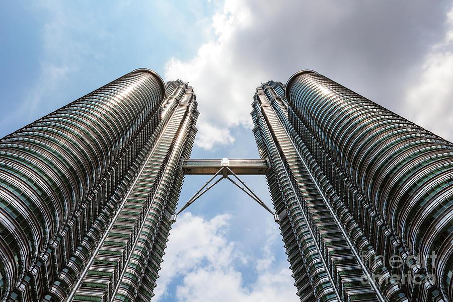 The Twin Towers Kuala Lumpur Malaysia