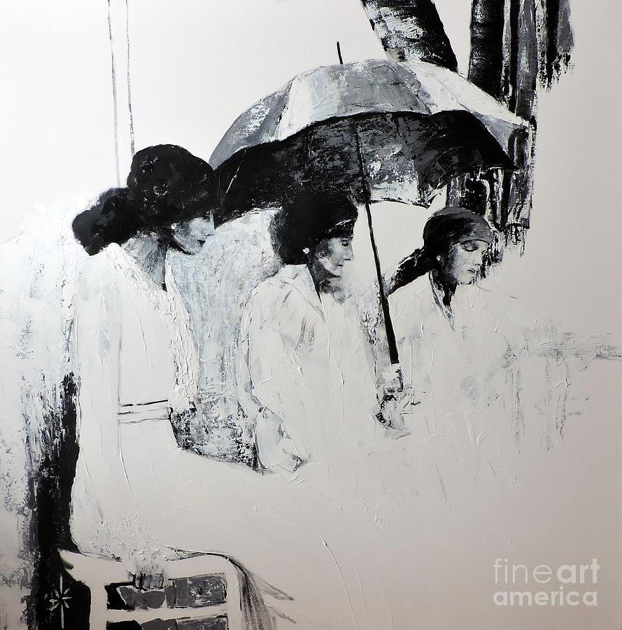 The Umbrella by Jodie Marie Anne Richardson Traugott          aka jm-ART