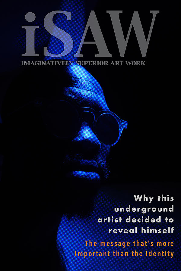 Underground Artist Digital Art - The Underground Artist by ISAW Company