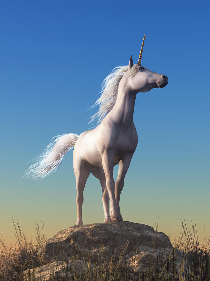 The Unicorn by Daniel Eskridge