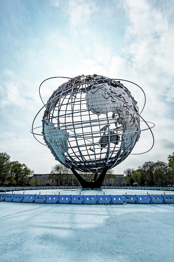 The Unisphere by Kay Brewer