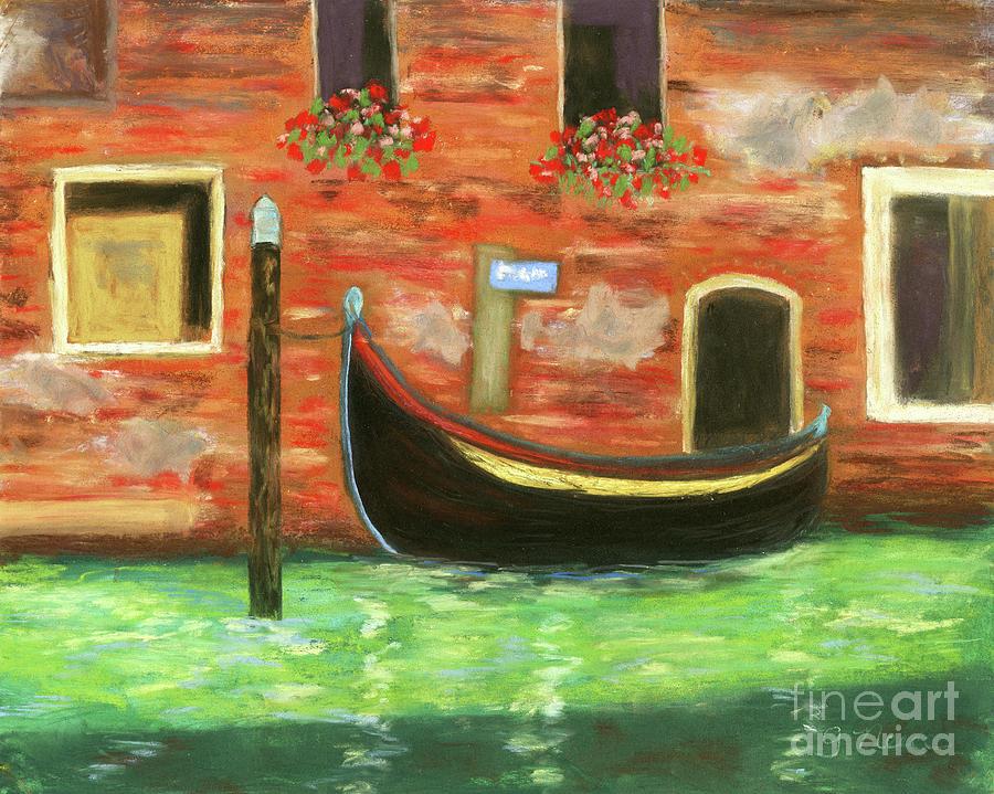 The Venetian Boat by Ginny Neece