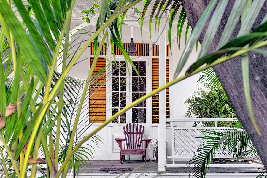 The Veranda by Nadia Sanowar