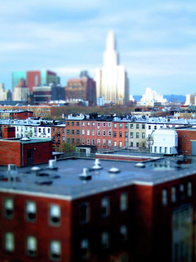 The View Brooklyn Photograph by Angela Martini