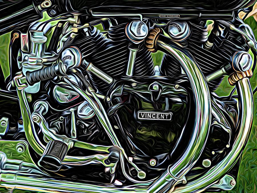 The Vincent by Paul Wear