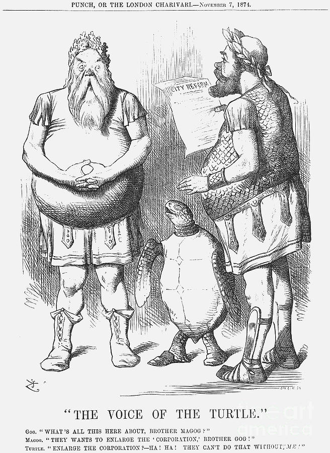 The Voice Of The Turtle, 1874. Artist Drawing by Print Collector