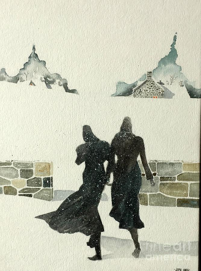 The Walk by John Shea BFA