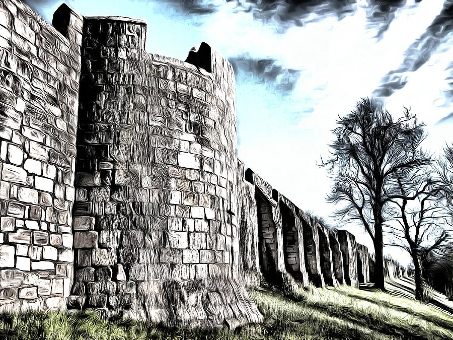 The Wall by Harry Warrick