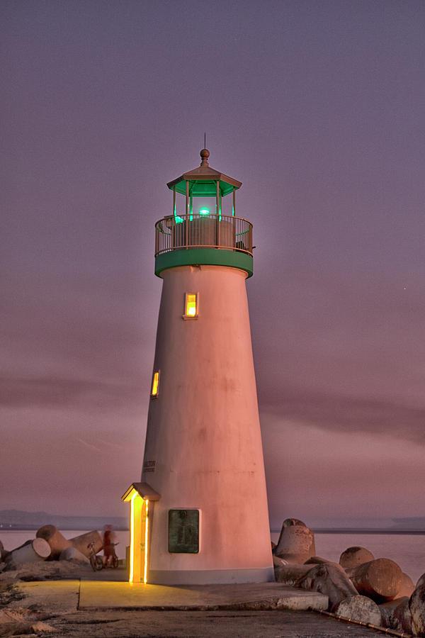The Walton Lighthouse Photograph