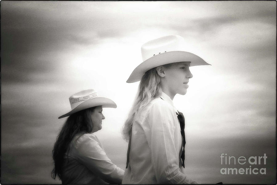 The White Hat by Natural Abstract Photography