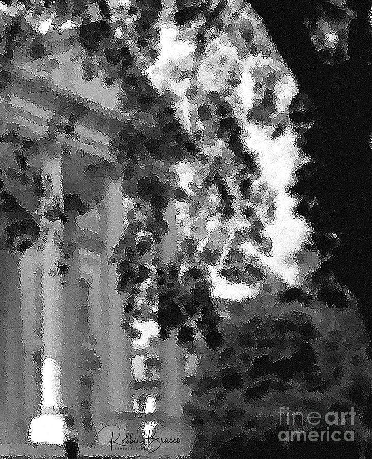 The White House Washington DC 1947 by Philip and Robbie Bracco