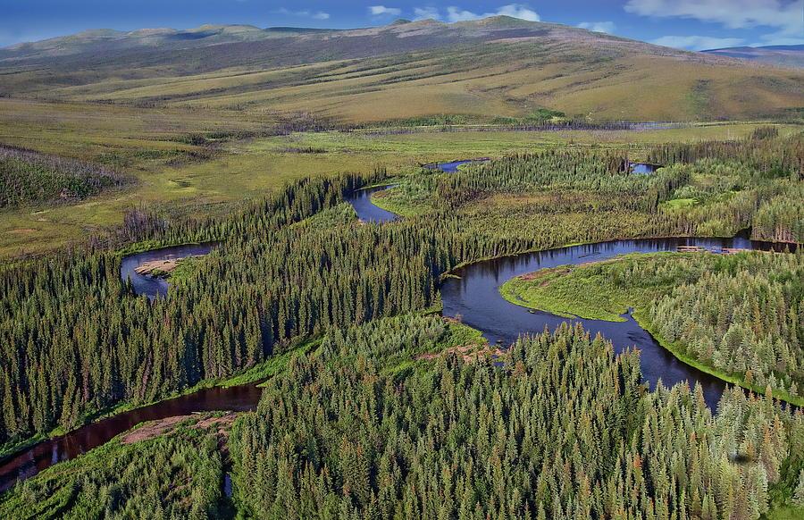 The White Mountains of Alaska by Anthony Dezenzio