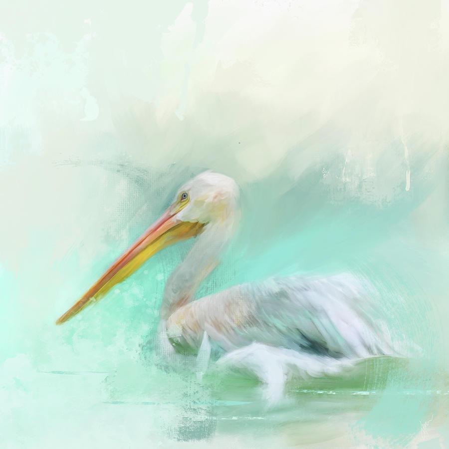 The White Pelican by Jai Johnson