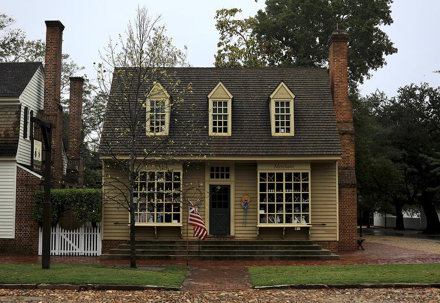 The William Pitt Store in October by Rachel Morrison