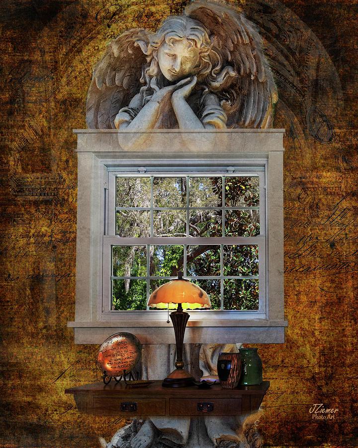 Window Photograph - The Window by Jim Ziemer