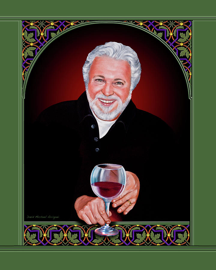 The Winemaker by David Arrigoni