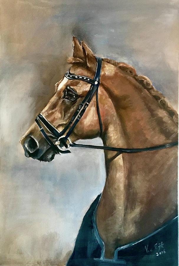 The Winner Painting