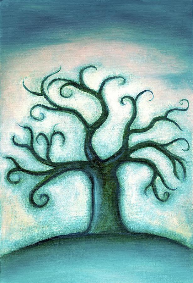 The Wistful Tree Digital Art by Bphillips
