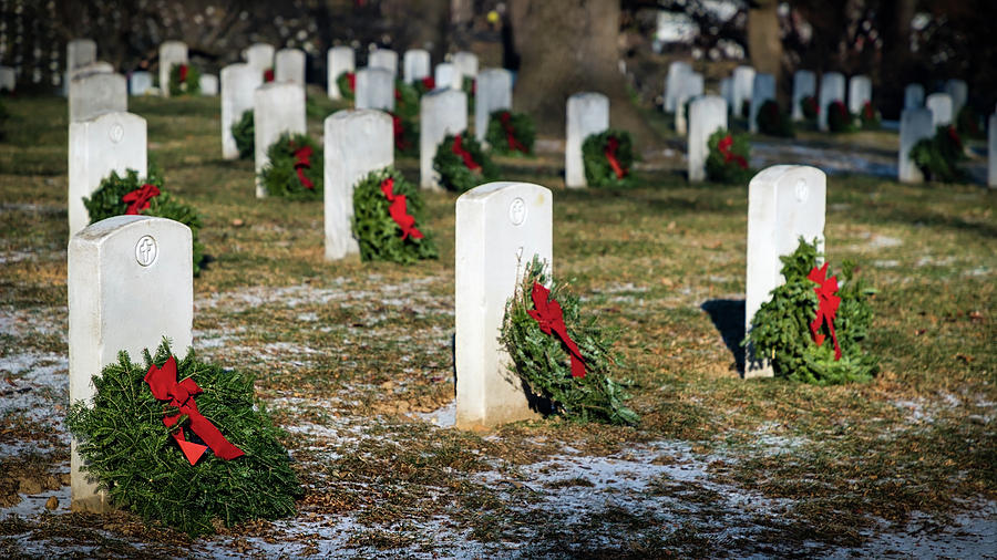 The Wreaths by William Chizek