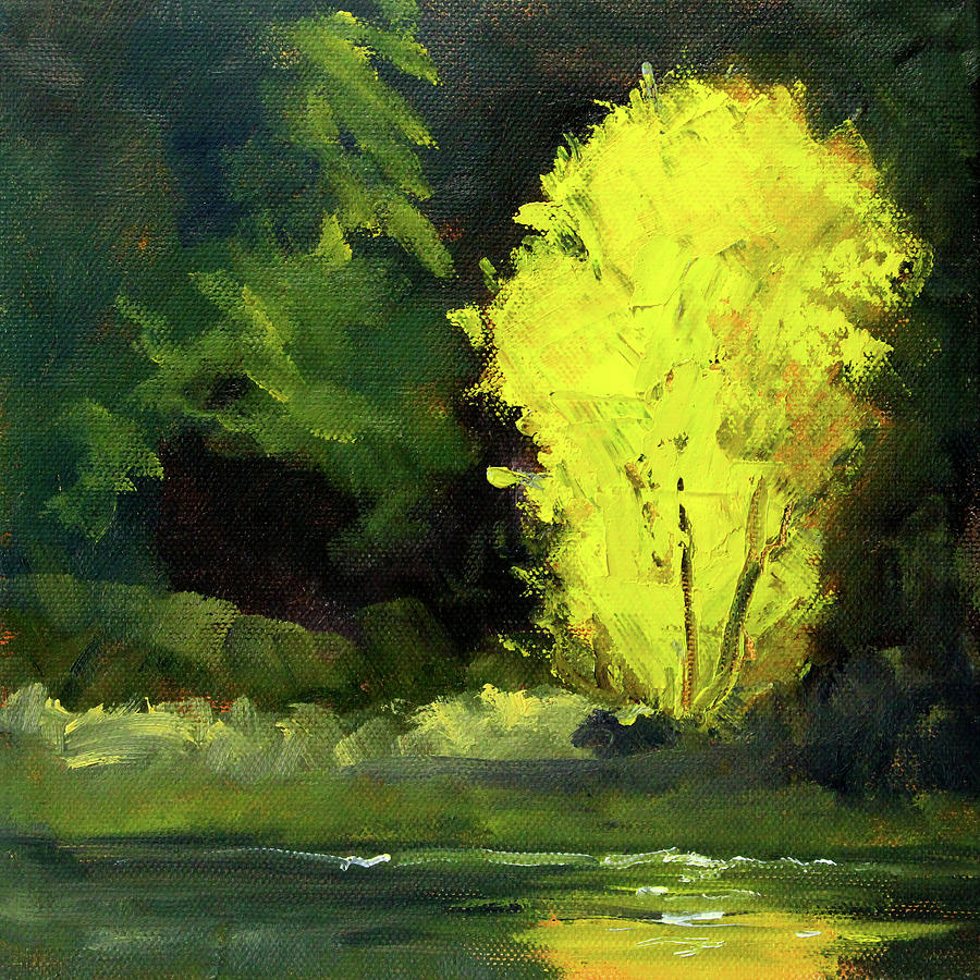 The Yellow Tree by Nancy Merkle