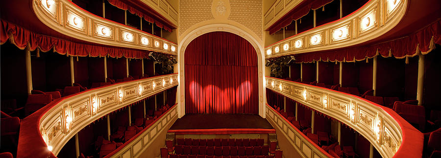 Theater Photograph by Avatar 023