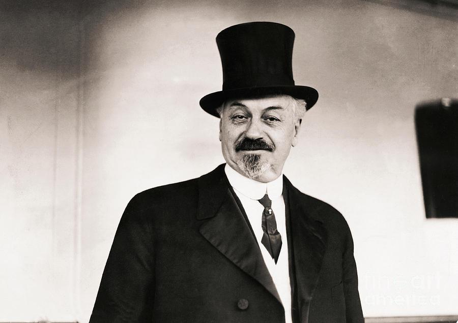 Theater Producer Oscar Hammerstein Photograph by Bettmann