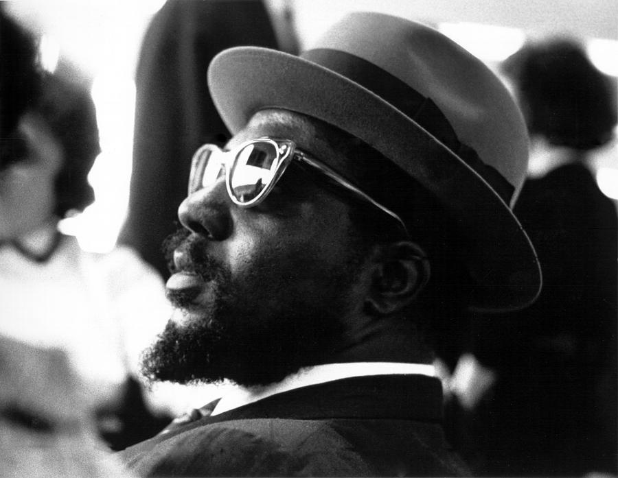 Thelonious Monk At The United Nations Photograph by Herb Snitzer