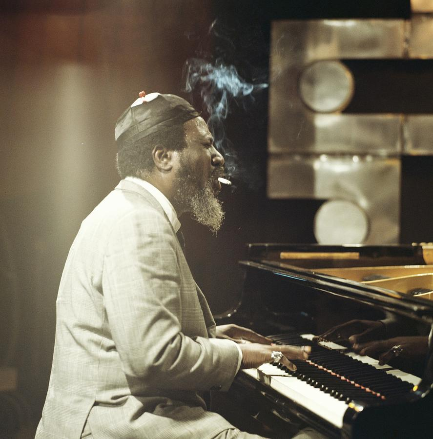 Thelonious Monk Photograph by David Redfern