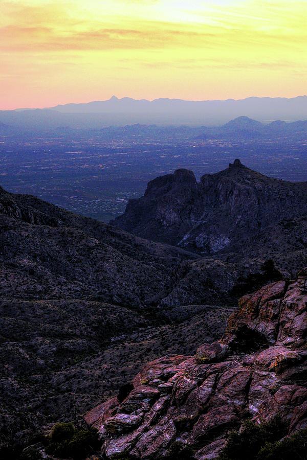 Thimble Peak Twilight  by Chance Kafka