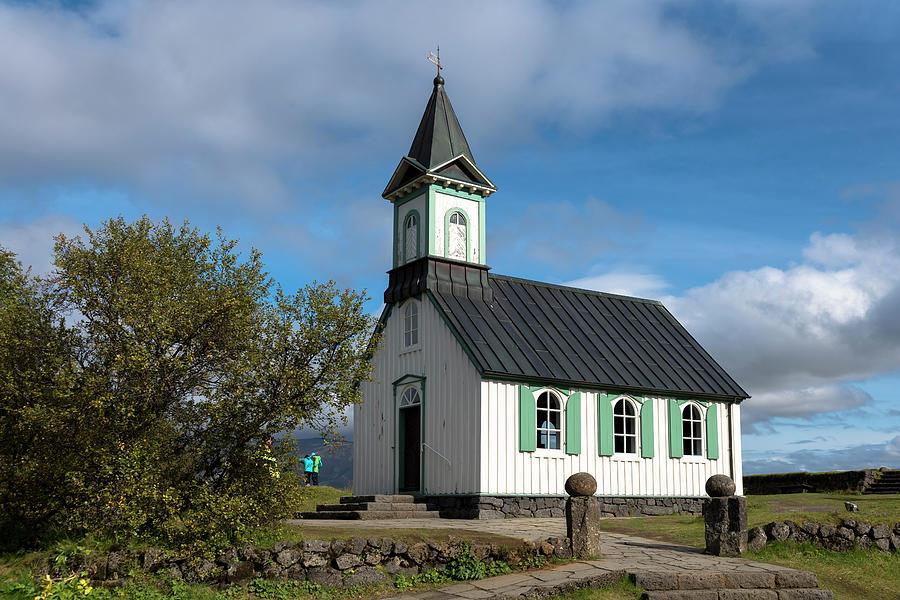 Thingvellir church by RicardMN Photography