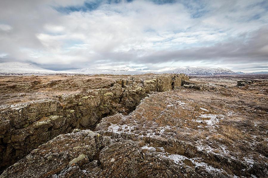 Thingvellir, Iceland by Nigel R Bell