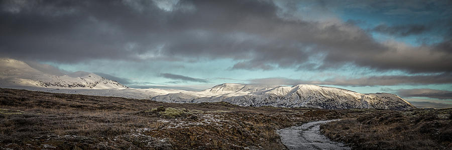 Thingvellir National Park, Iceland by Nigel R Bell