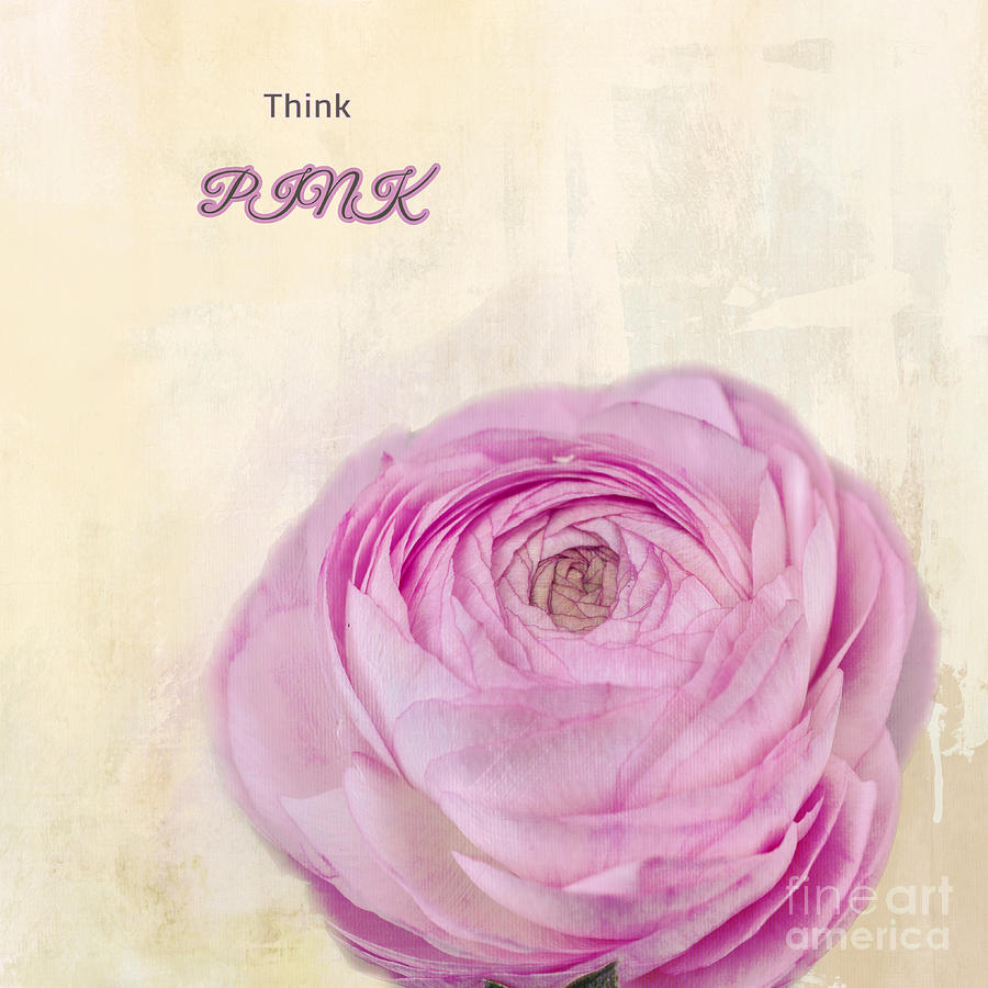 Think Pink by Eva Lechner