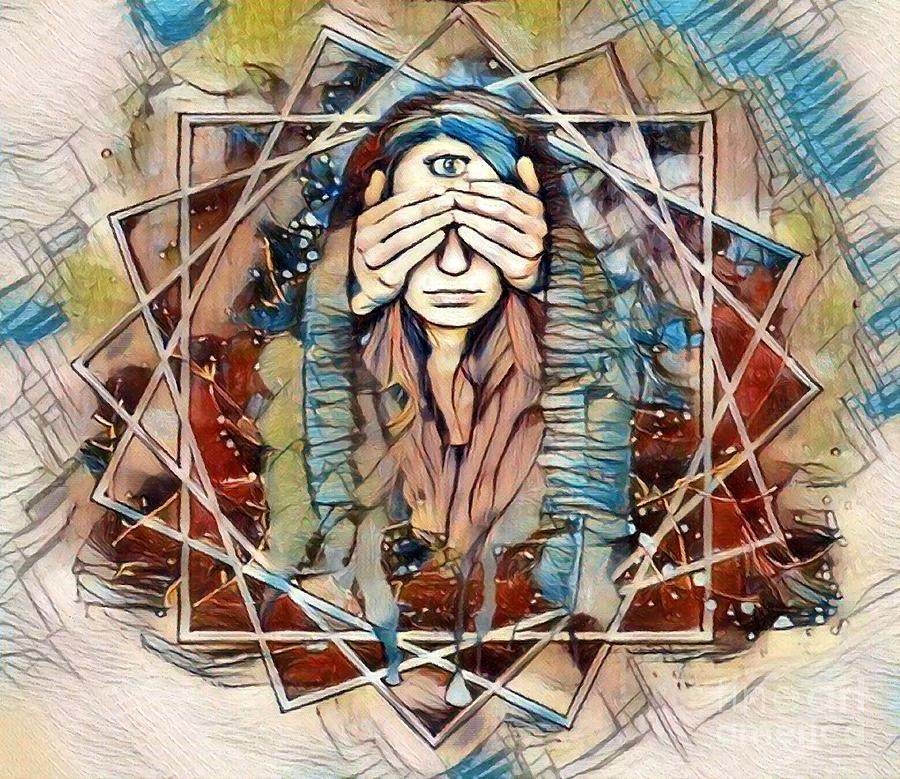 Third Eye - Awakening by Rogue Art