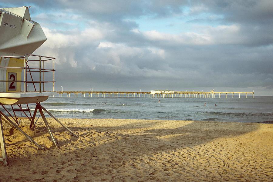 This Is An Ocean Beach Morning by Joseph S Giacalone