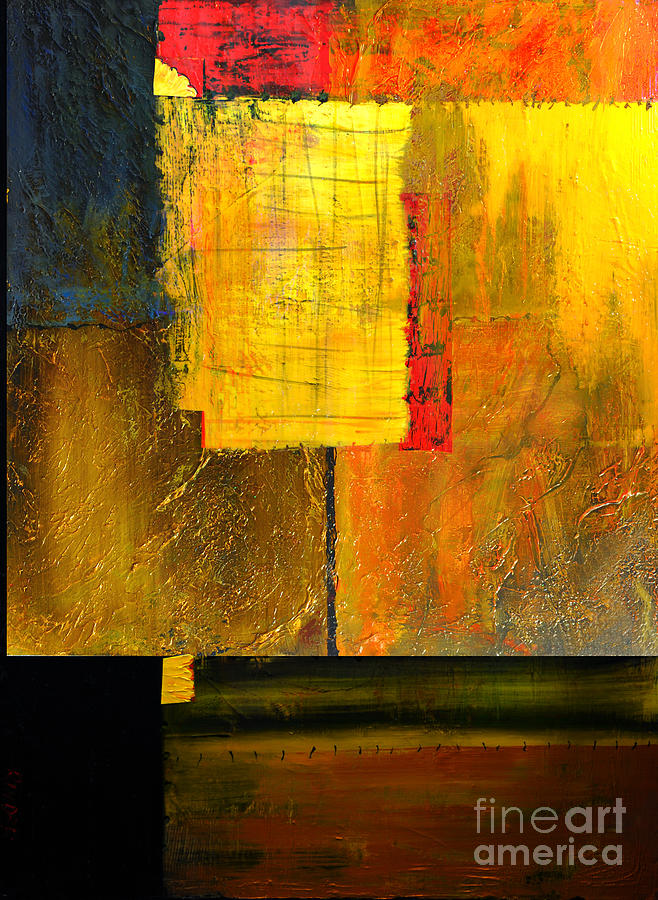 Studio Photograph - This Is An Original Oil Painting,oil by Laurin Rinder