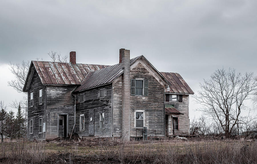 this old house by Alan Brown