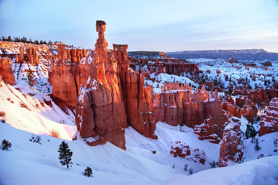 Thors Hammer Bryce Canyon by Ron Brown Photography