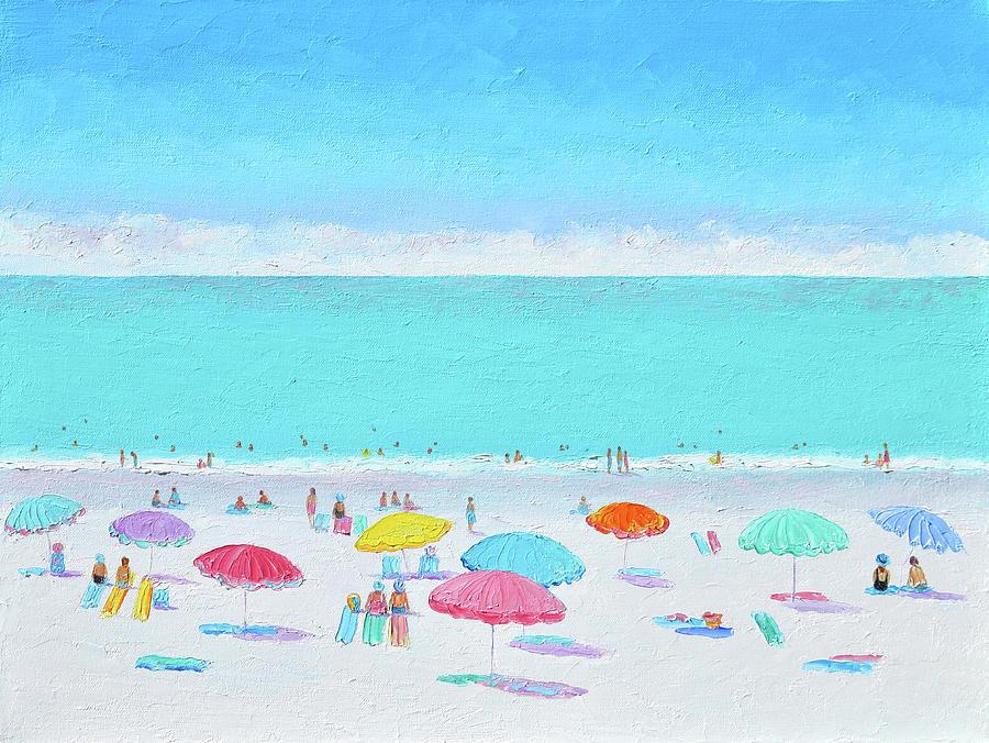 Those never ending summer days by Jan Matson