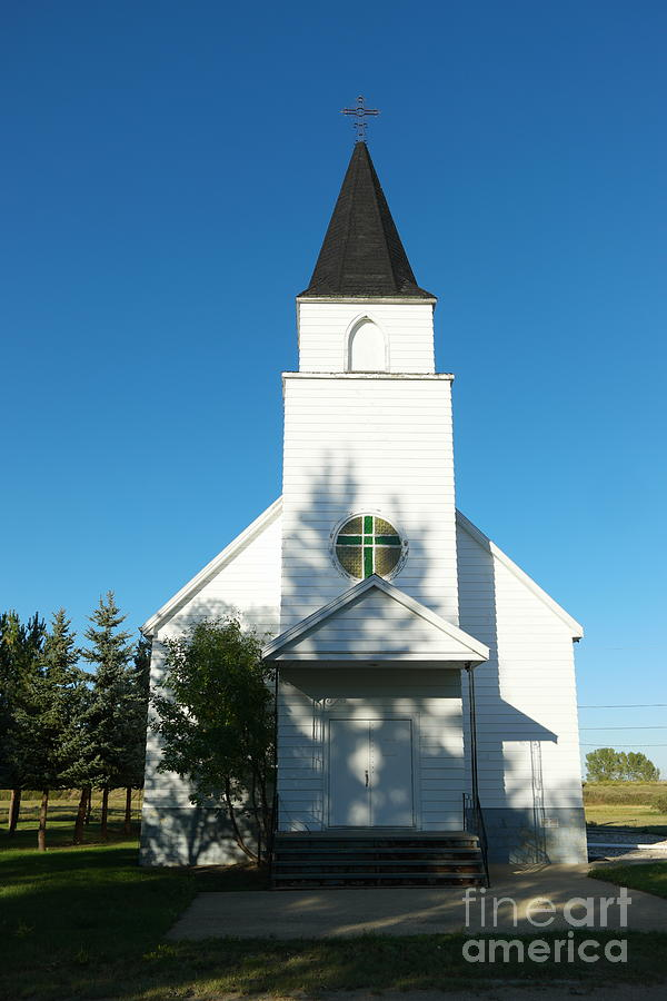 Church Photograph - Those Sunday Hyms by Jeff Swan