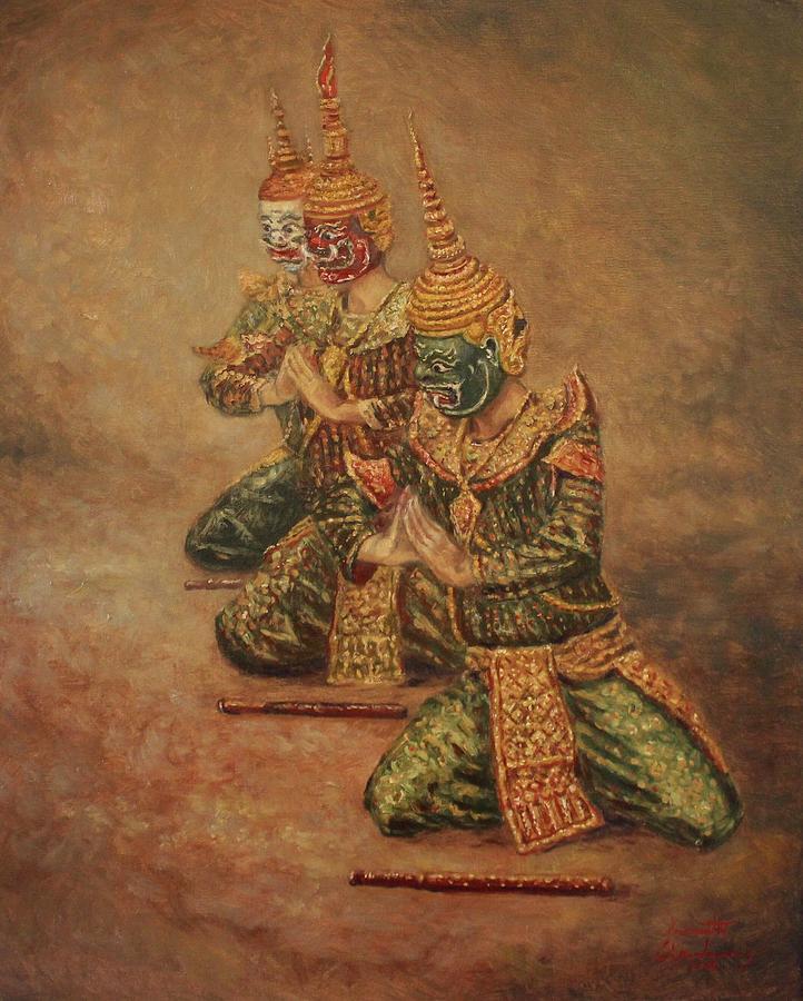 Thotsakanh by Sompaseuth Chounlamany
