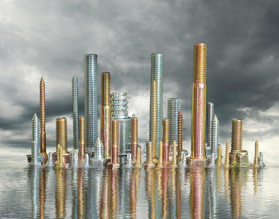 Thread of Civilization 2 by Eleanor Bortnick