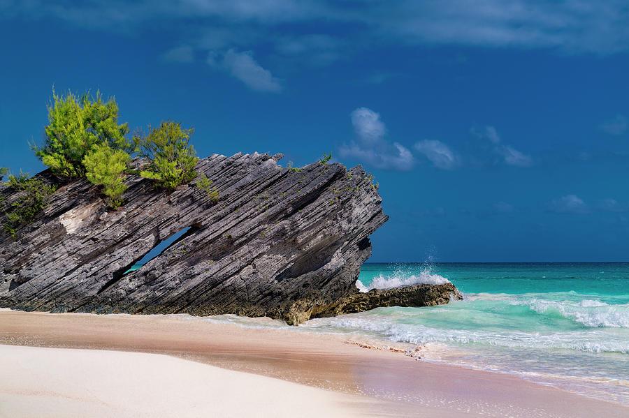 Beach Photograph - Thread The Needle Caribbean Beach by Betsy Knapp