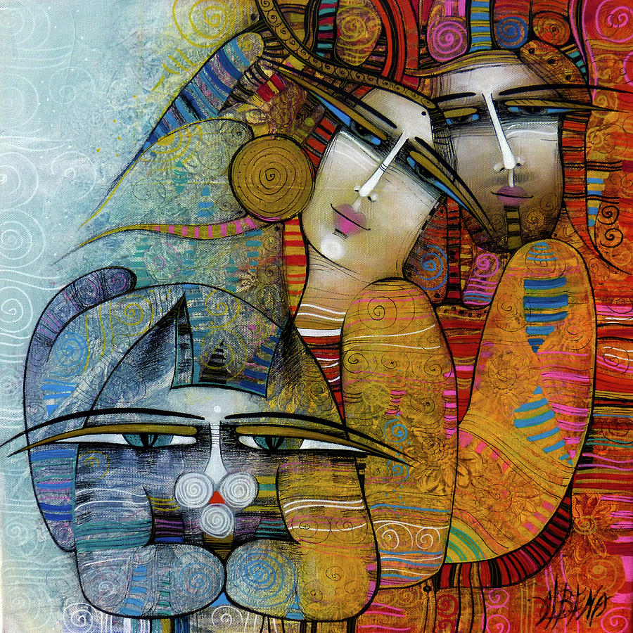 Three by Albena Vatcheva