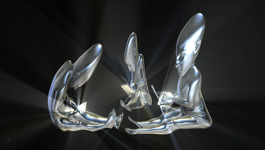 Three Blind Mites by Carmen Hathaway