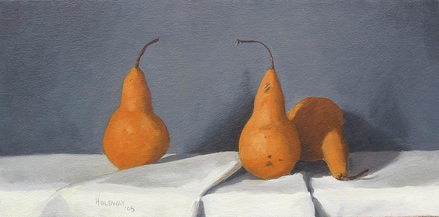 Three Bosc by John Holdway
