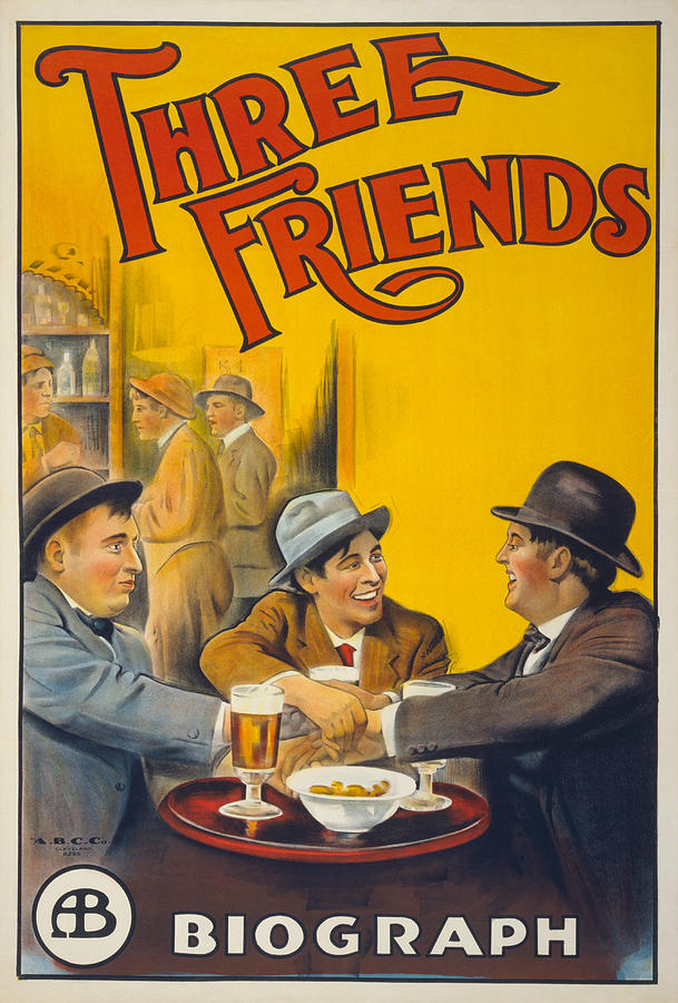 Three Friends by Biograph Studios
